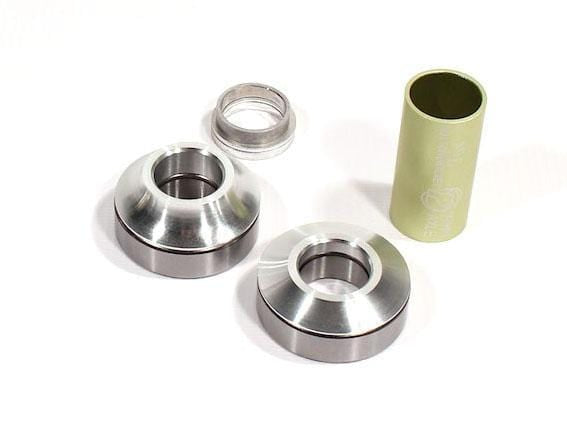 Profile BMX Parts Polished Profile Racing Mid Bottom Bracket 19mm