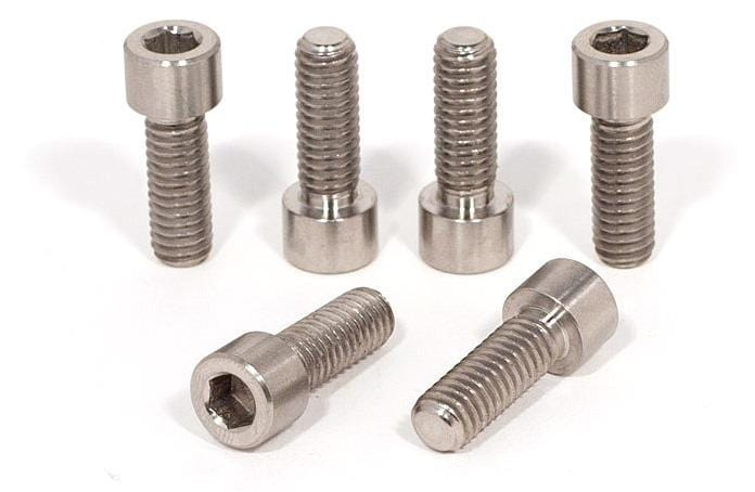 Profile BMX Parts Profile Racing Titanium Stem Bolts