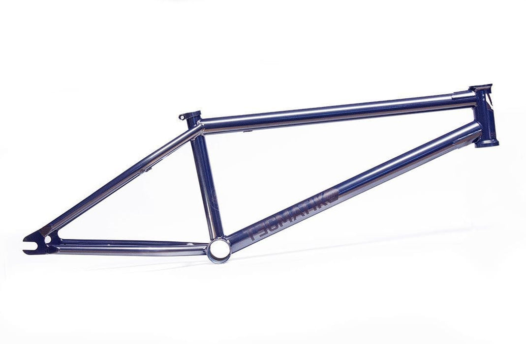 Proper BMX Parts Proper Tecmatik Frame Painted Blue