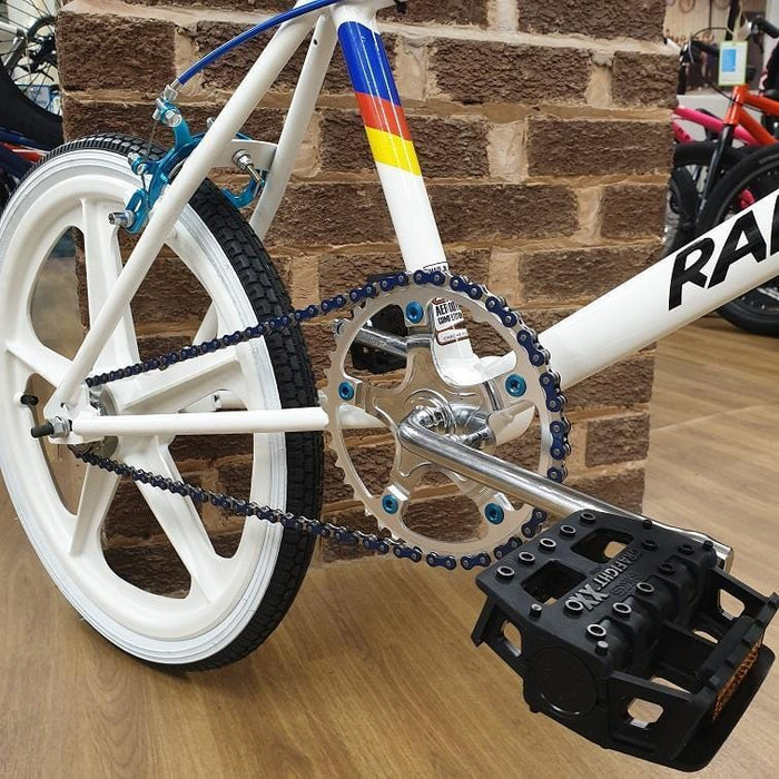 Raleigh Old School BMX Raleigh Mk 2 Burner Team with Skyway Tuff Wheels