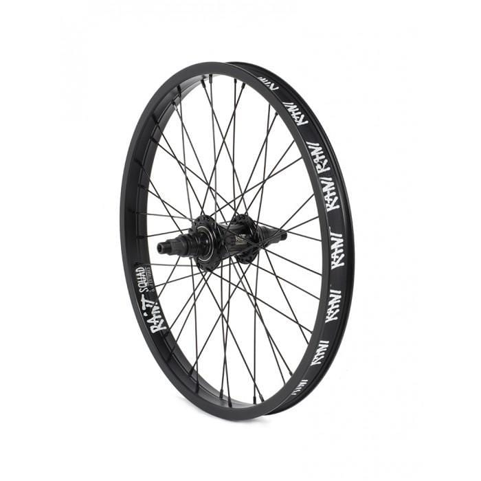 Rant BMX Parts Rant Moonwalker II Freecoaster Rear Wheel Black