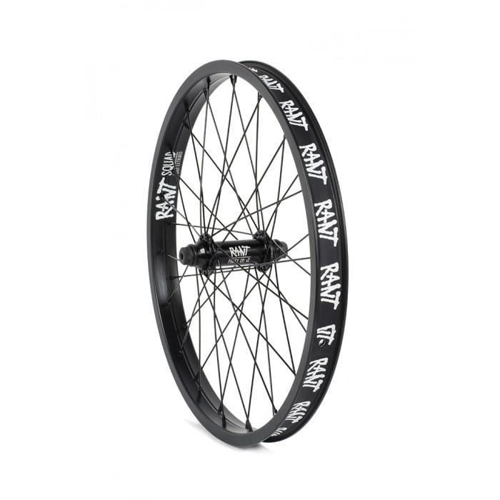 Rant BMX Parts Rant Party Front Wheel Black