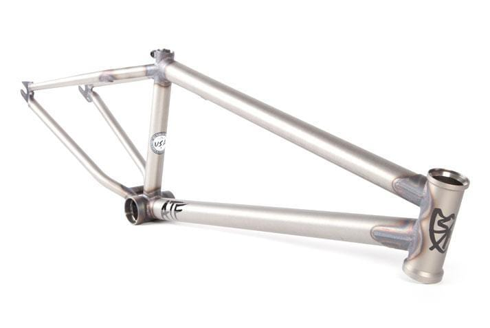 S&M BMX Parts S&M ATF Frame Primer Clear