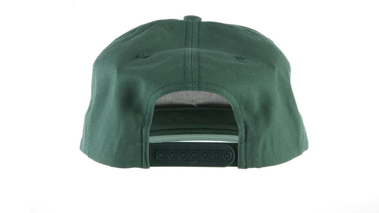 S&M Clothing & Shoes S&M Dept of Biking Snapback Cap Green