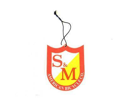 S&M Misc S&M Shield Air Freshener