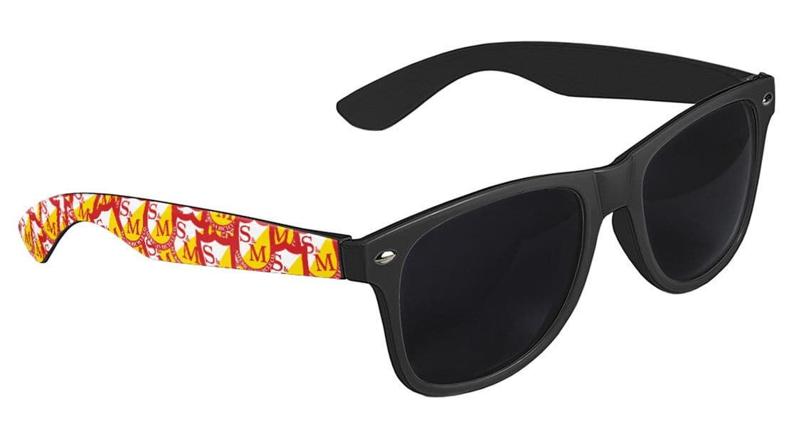 Alans BMX S&M Bikes Shield Shades