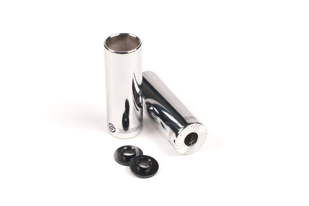 Salt BMX Parts Chrome Salt AM Steel Pegs