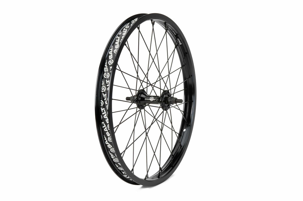 Salt BMX Parts Salt Rookie Front Wheel 16 Inch 28H Black
