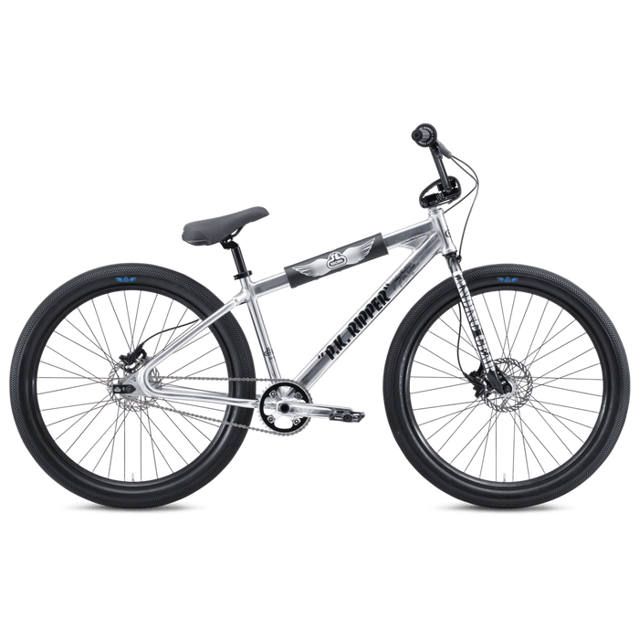 SE Bikes BMX Bikes SE Bikes 2020 Perry Kramer PK Ripper 27.5 Inch Bike Polished/Black