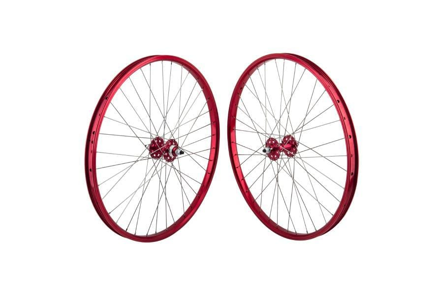 SE Bikes Old School BMX SE Racing Alloy 20-24-26-29 Inch Sealed Wheelset