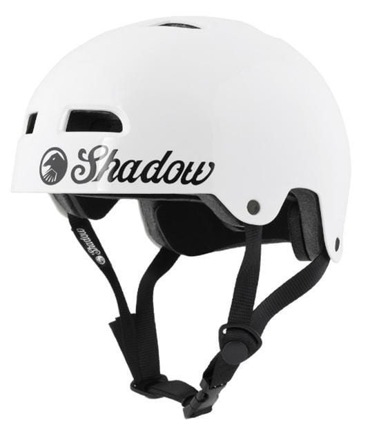 Shadow Protection Shadow Conspiracy Classic Helmet White