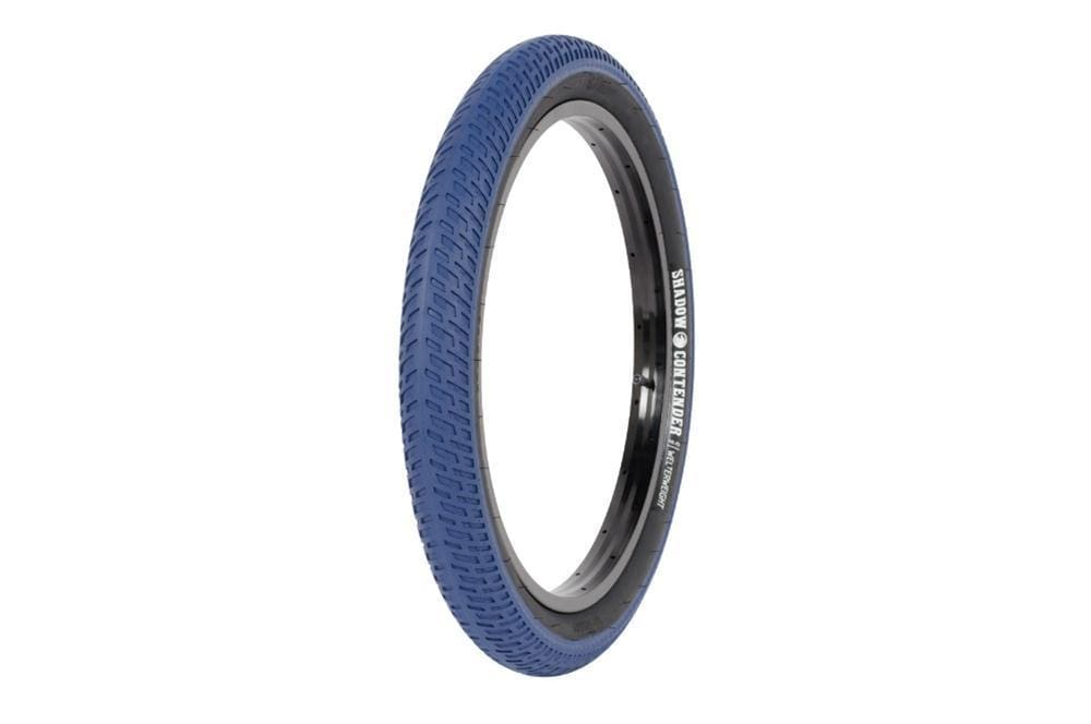 Shadow Conspiracy BMX Parts Shadow Conspiracy Contender Welterweight 2.35 Tyre Blue/Black