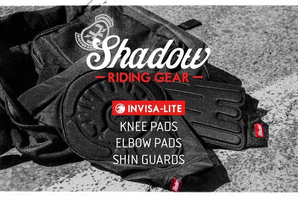 Shadow Conspiracy Protection Shadow Conspiracy Invisa-Lite Elbow Pads