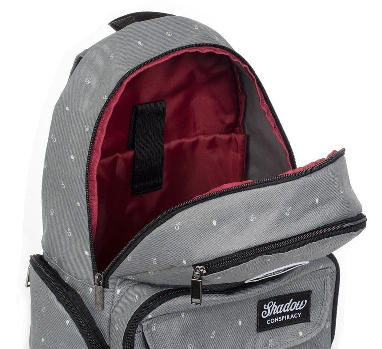 Shadow Conspiracy Clothing & Shoes Shadow Conspiracy Palladium Backpack Grey