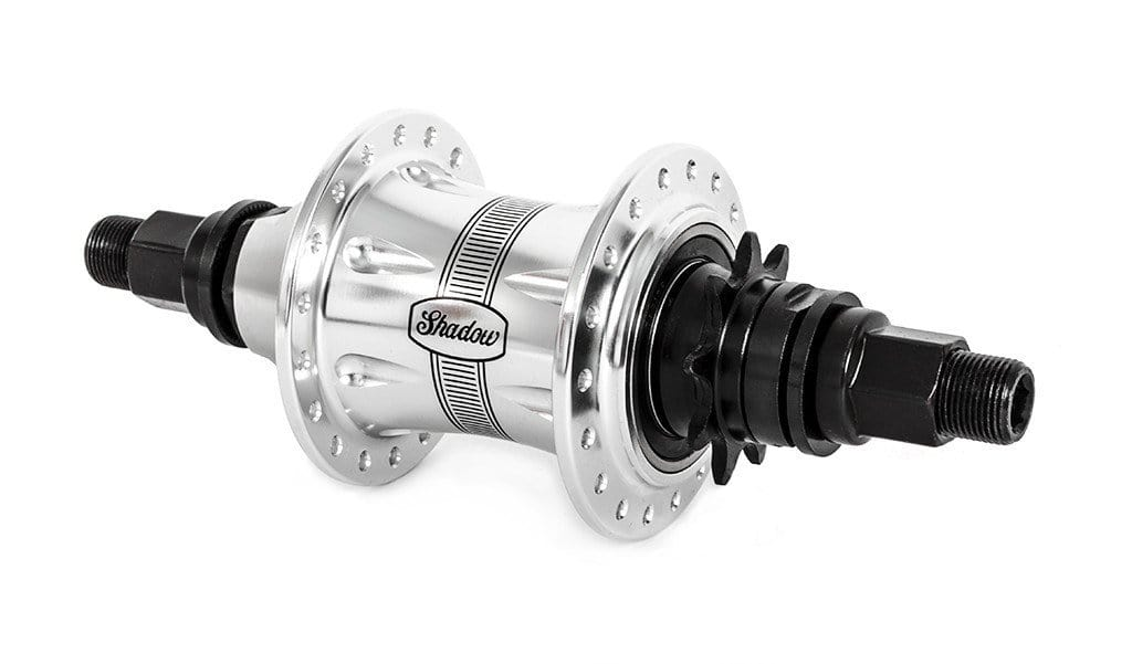 Shadow Conspiracy BMX Parts Shadow Conspiracy Raptor Freecoaster Hub Polished RHD