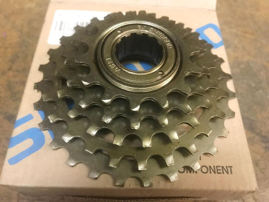 Shimano BMX Parts Shimano 5 Speed 14-28 Freewheel