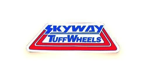 Skyway Misc Skyway Tuff Wheels Sticker