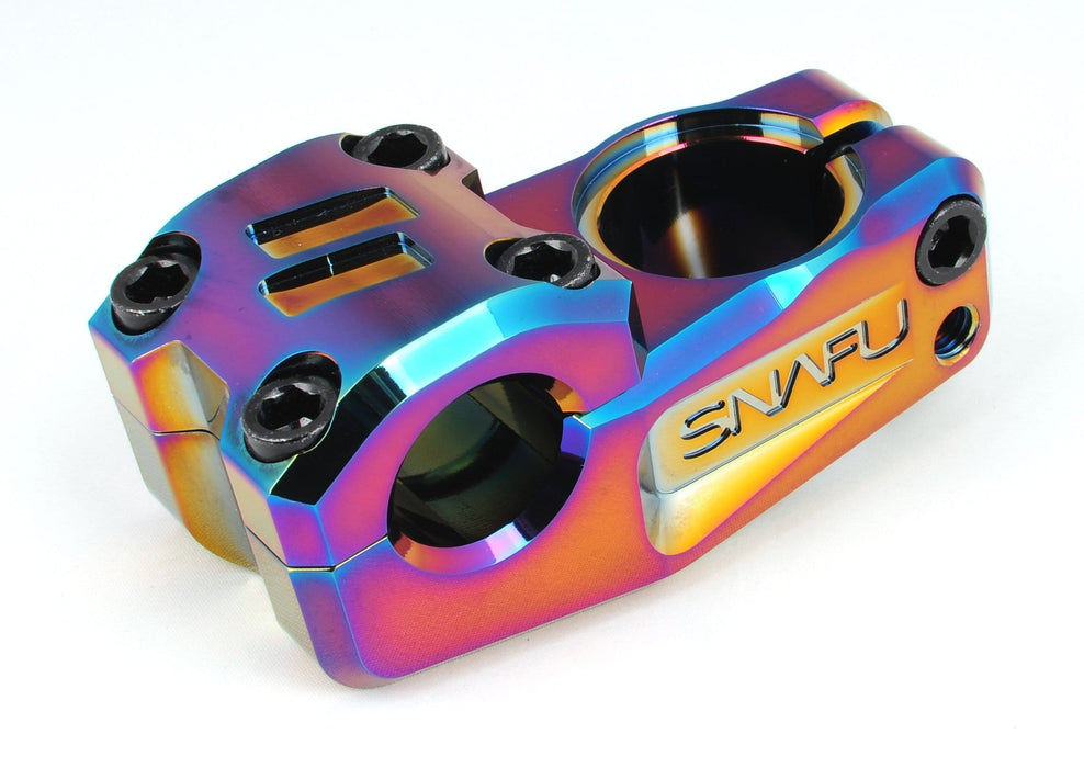 Snafu BMX Parts Jet Fuel Snafu V2 Top Load Stem Jet Fuel