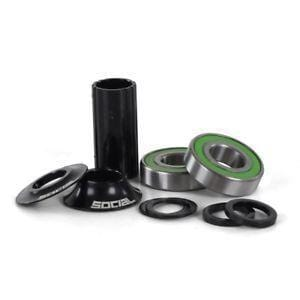 Social BMX Parts Social Mid BB Black