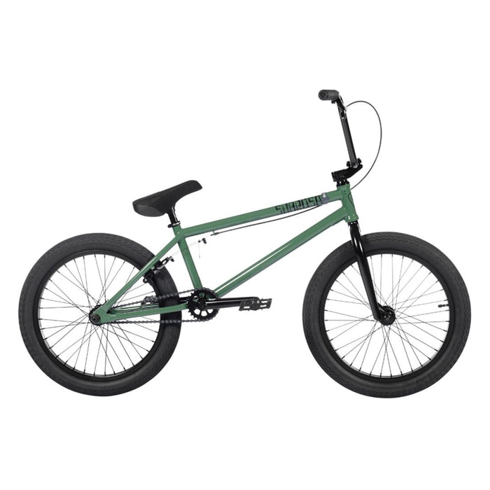 Subrosa BMX Bike Subrosa 2021 Salvador XL 21TT BMX Bike Sage Green