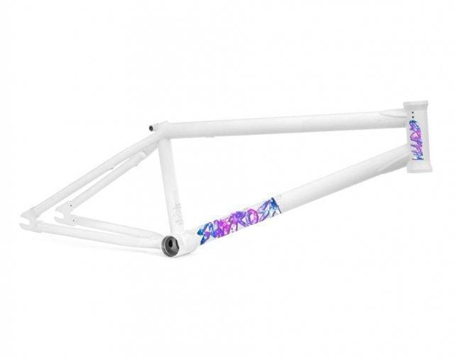 Subrosa BMX Parts Subrosa Griffin Frame Gloss White