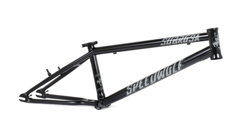 Subrosa BMX Racing Subrosa Speed Wolf Frame Matt Black