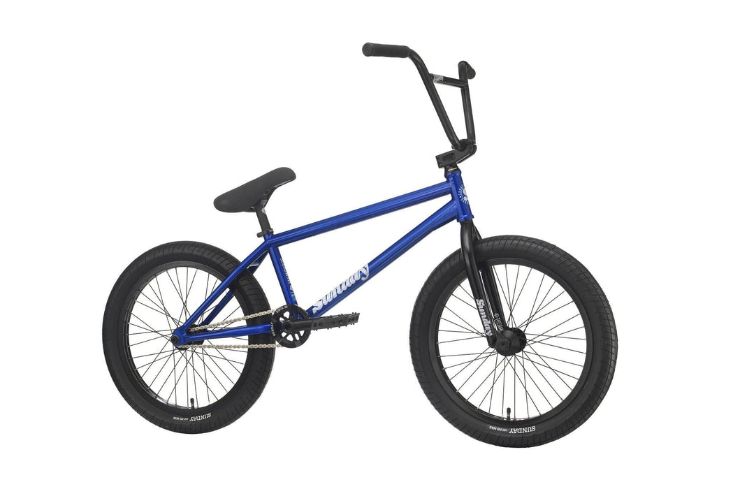 Sunday BMX Bikes RHD Sunday 2020 Soundwave Special Candy Blue