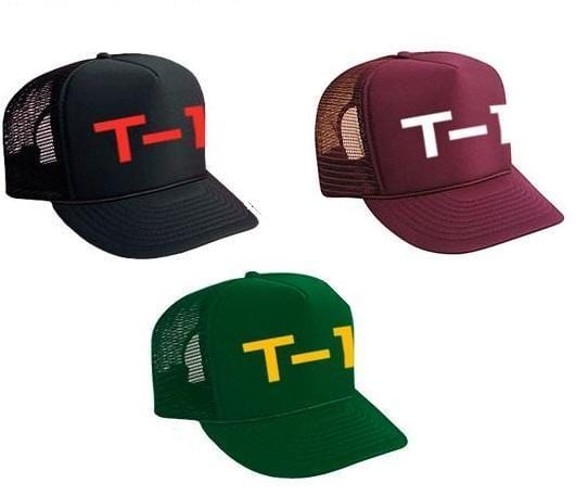 T1 Clothing & Shoes T1 Badge Mesh Cap