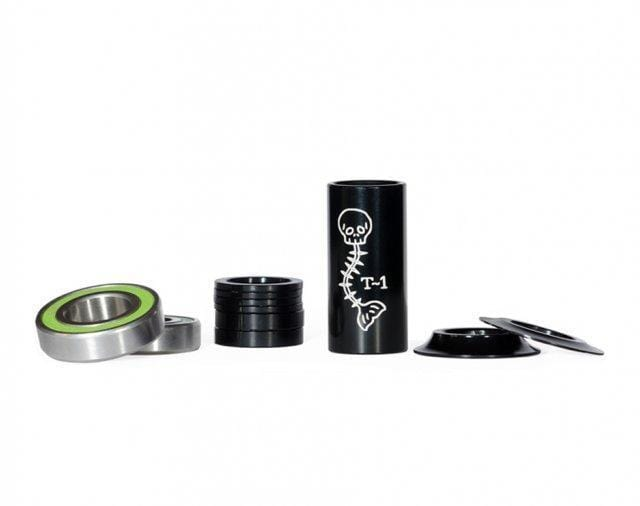 T1 BMX Parts T1 Mid BB Black