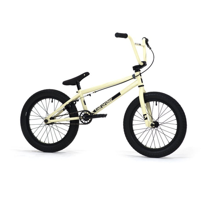 Tall Order BMX Bikes Tall Order 2020 Ramp 18 Inch Bike Gloss Pastel Yellow