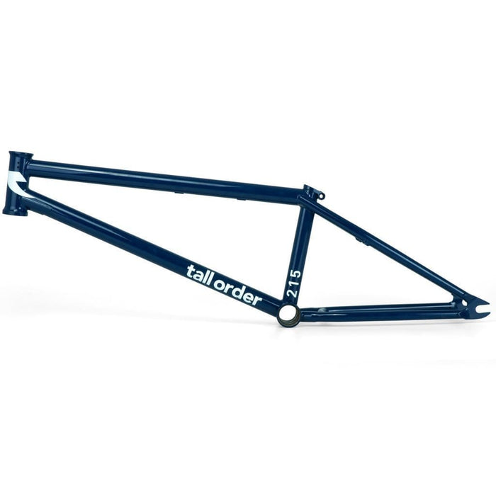 Tall Order BMX Parts Tall Order 215 Frame Gloss Deep Blue