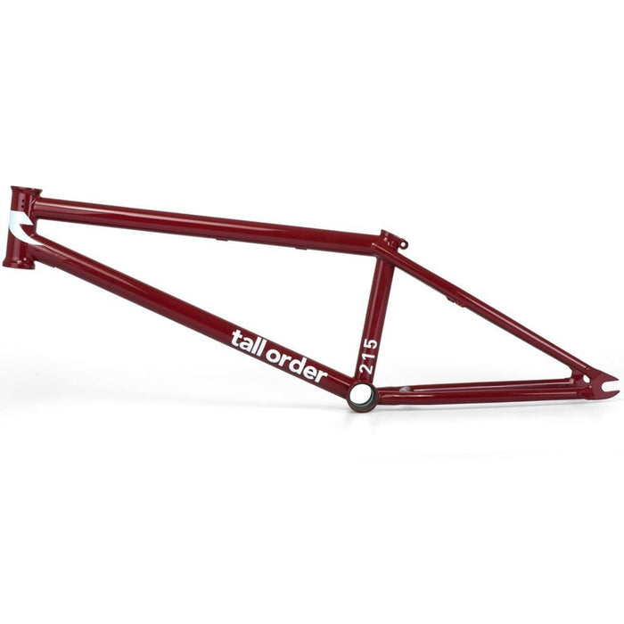 Tall Order BMX Parts Tall Order 215 Frame Gloss Red