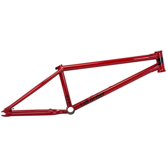 Tall Order BMX Parts Tall Order 315 Frame Gloss Red