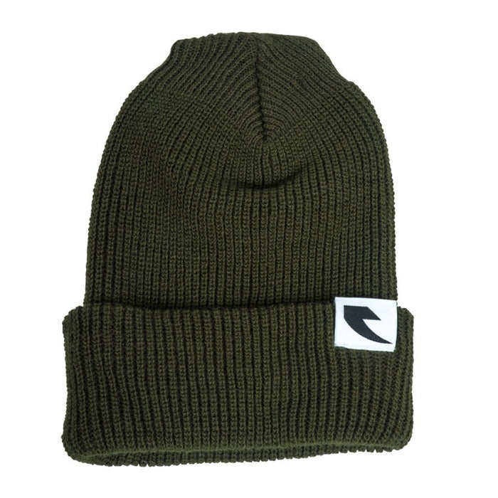 Tall Order Clothing & Shoes Tall Order Logo Beanie Green