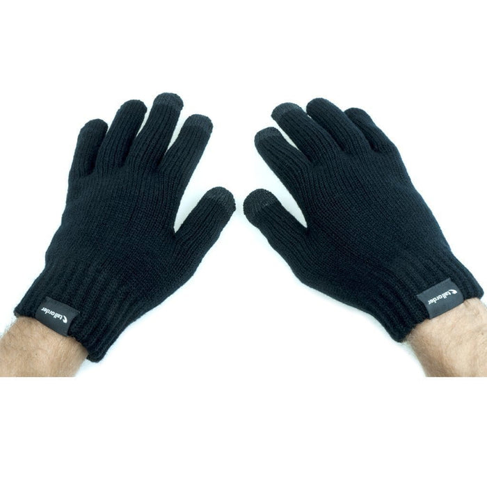 Tall Order Protection Tall Order Touch Screen Gloves Black