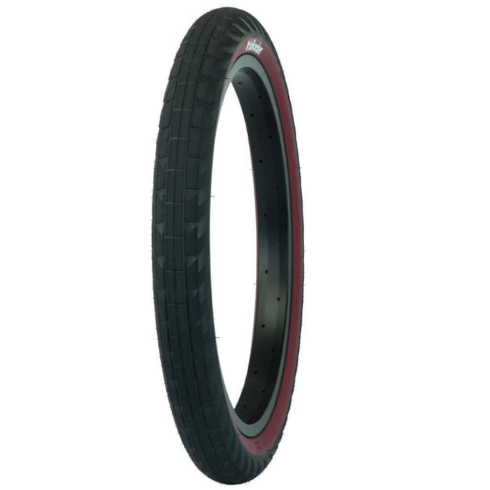 Tall Order BMX Parts Tall Order Wallride 2.3 Tyre Black/Red