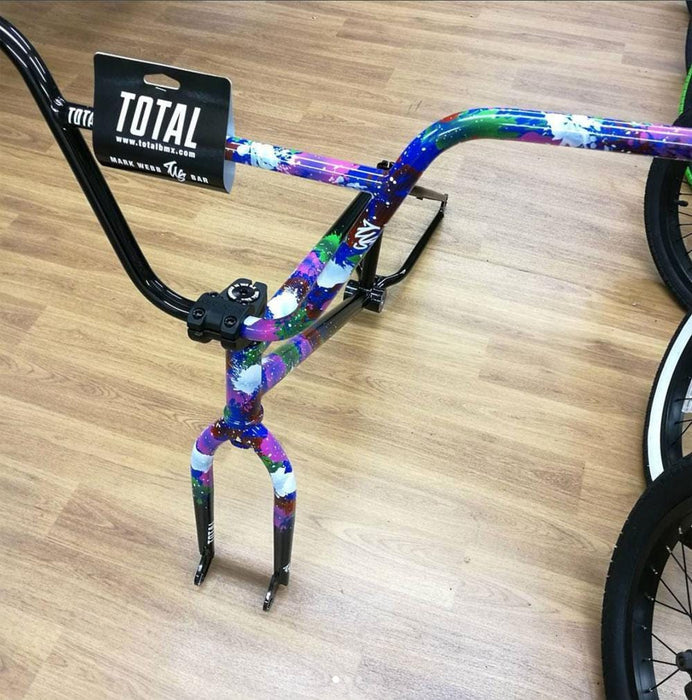 Total BMX Parts Total BMX TWS Ruckerz Frame/Fork/Bar Kit