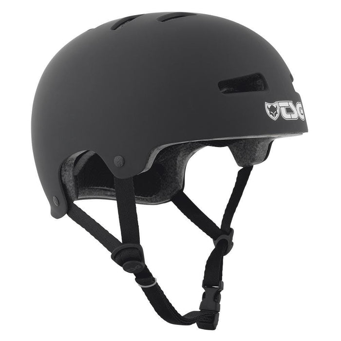 TSG Protection TSG Evolution Youth Helmet XXS/XS Satin Black
