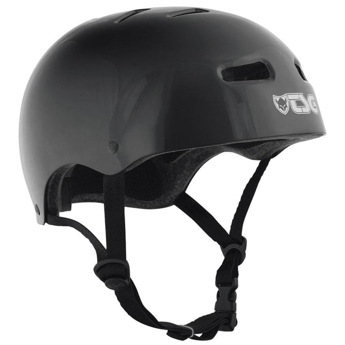 TSG Protection TSG Skate/BMX Injected Helmet Black
