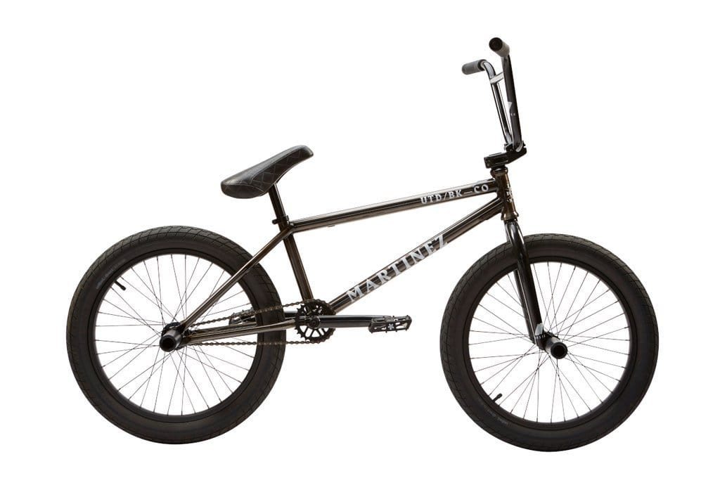 United BMX Bikes United 2020 Martinez Bike Trans Black