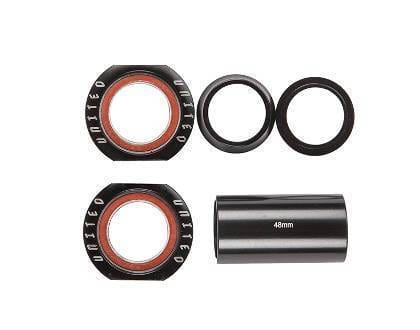 United BMX Parts United Supreme Euro BB Black