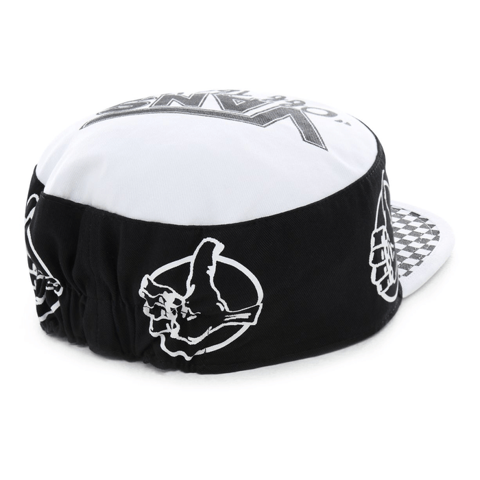 Vans Clothing & Shoes Vans BMX Off The Wall Painters Hat Black-White