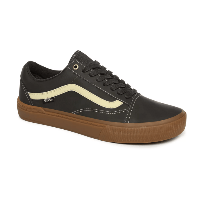 Vans Clothing & Shoes Vans Dennis Enarson Old Skool Pro BMX Shoes Olive/Gum