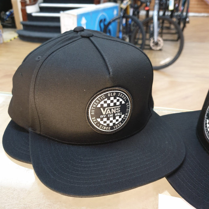 Vans Clothing & Shoes Vans OG Checker Snapback Cap Black
