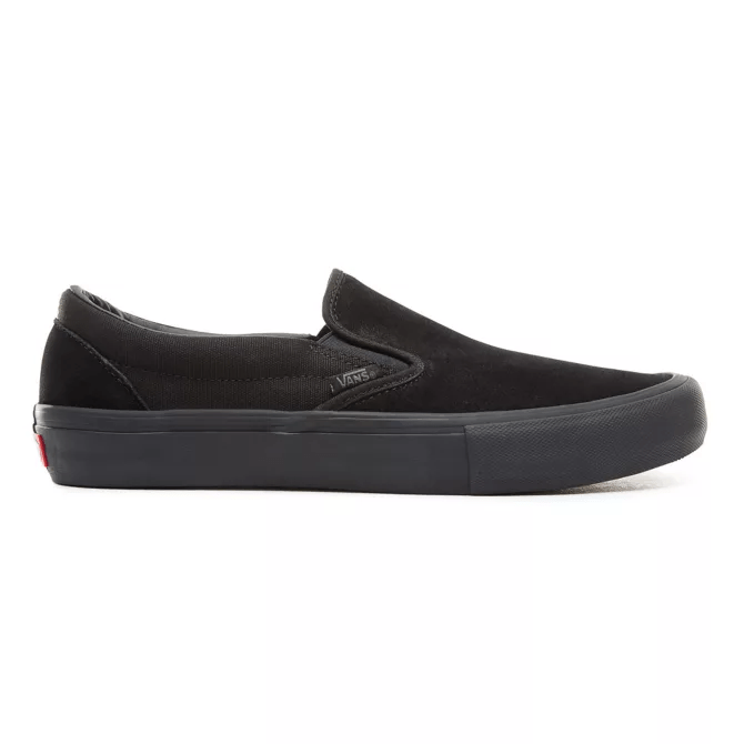 Vans Clothing & Shoes Vans Slip-On Pro Blackout Shoes