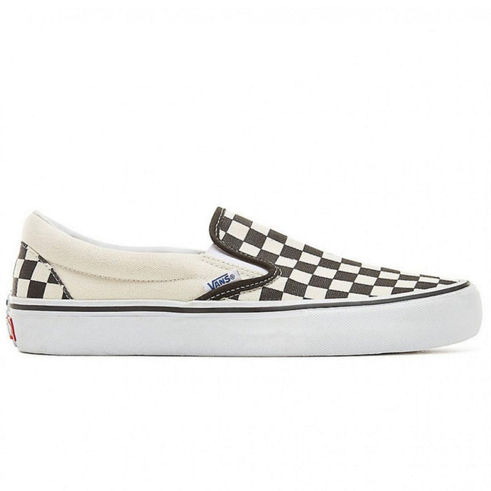 Vans Clothing & Shoes UK9 Vans Slip-On Pro Checkerboard Shoes