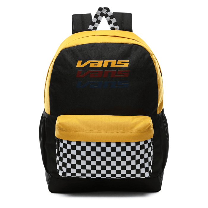 Vans Clothing & Shoes Vans Sporty Realm Backpack Black-Trifeca