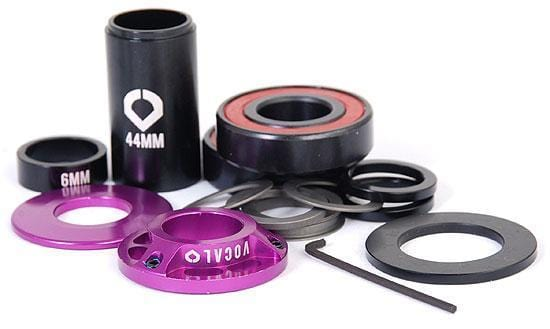 Vocal BMX Parts Vocal BMX DRS Mid Bottom Bracket 19mm