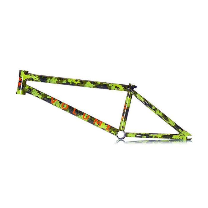 Volume BMX Parts 20.55 / NW Green Volume Voyager Frame North West Green