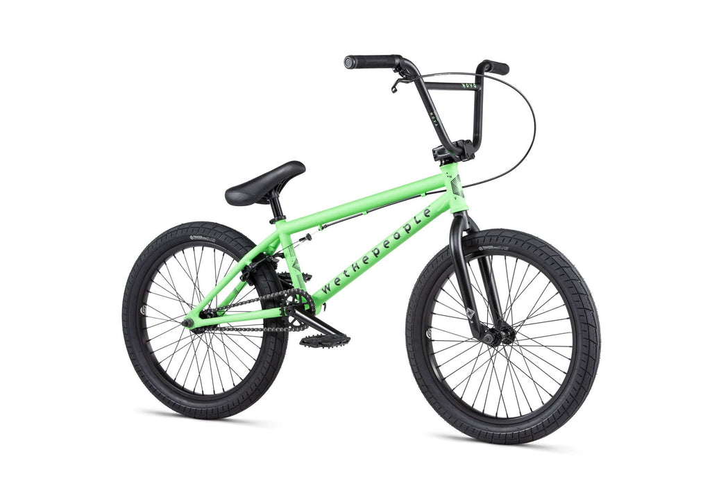 We The People BMX Bikes We The People 2020 Nova BMX Matt Apple Green